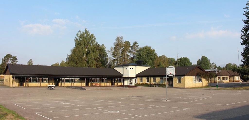Ekenässjöns skola