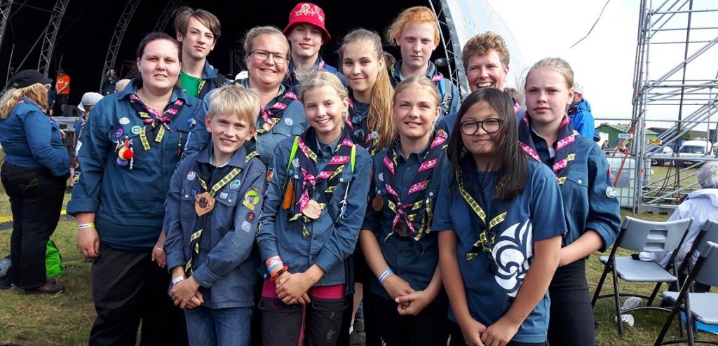 Korsberga Scoutkår